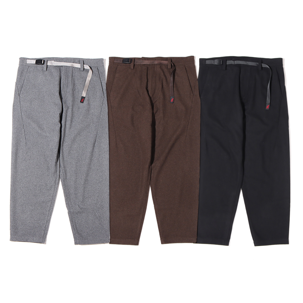 WHITE MOUNTAINEERING × GRAMICCI WOOL DATED PANTS